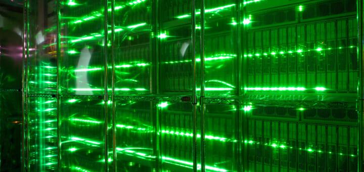 スーパーコンピュータシステム Shirokane1 2009 年 1 月 ~ 2014 年 12 月 全体構成