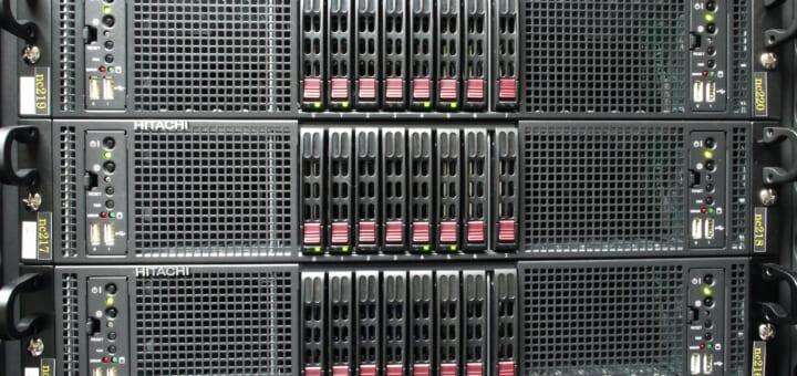 Hitachi HA8000-tc/HT225
