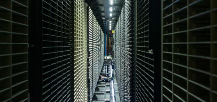 Shirokane3 アーカイブディスク IBM