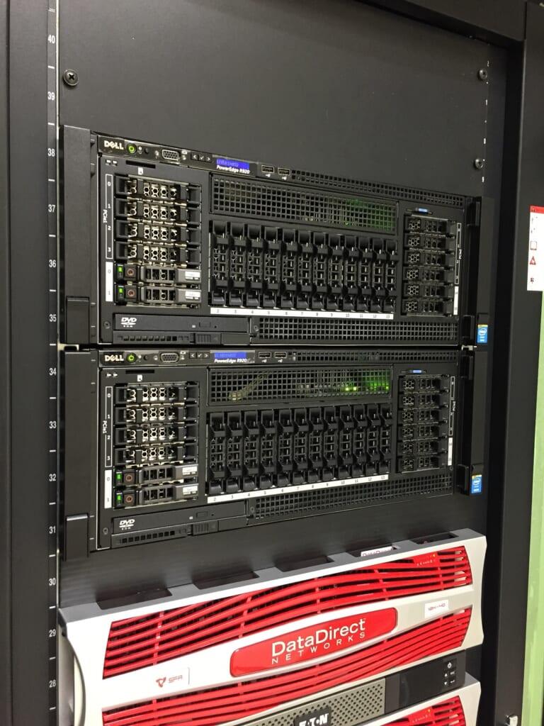 Shirokane3 計算ノード Fat Dell PowerEdge R920