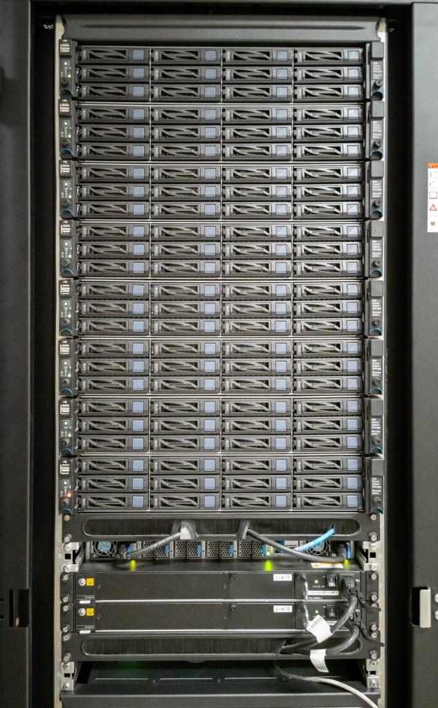 Shirokane5 Object Storage
