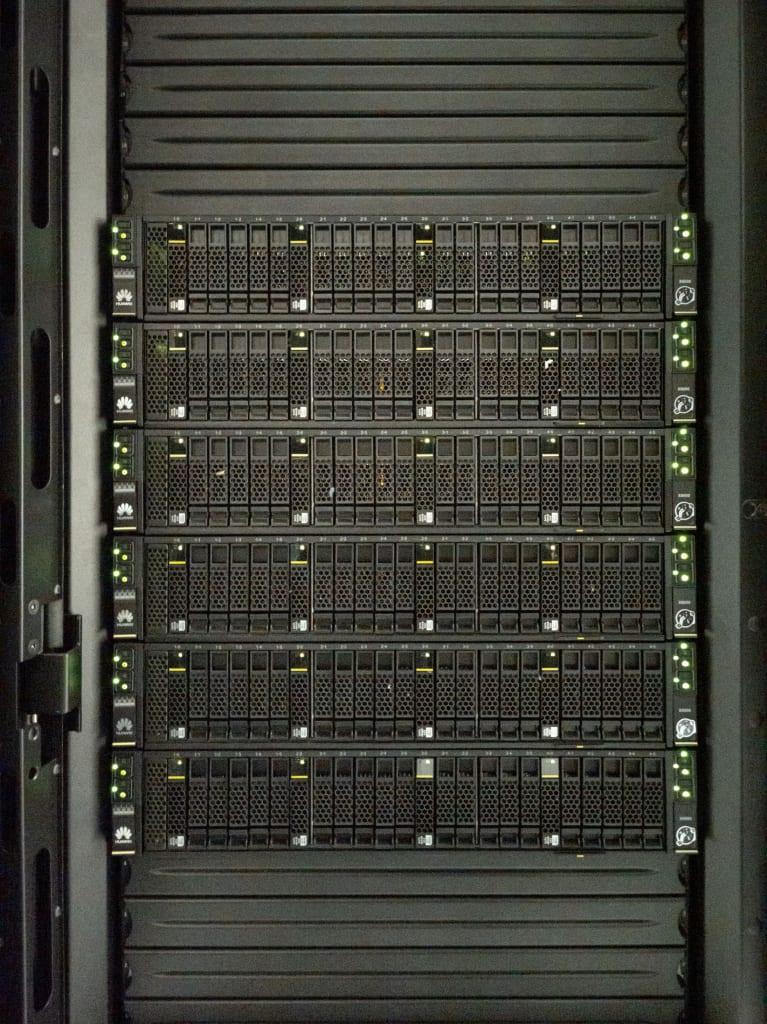 Compute node Thin in Shirokane5